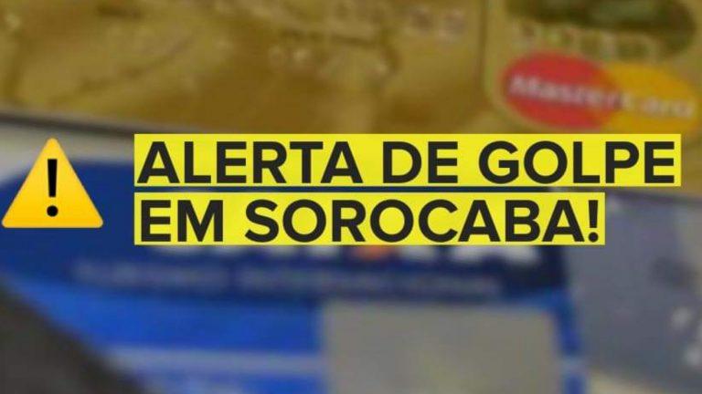 """""""Golpe do Cartão de Crédito""""; Procon alerta para golpe em Sorocaba"""