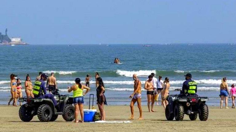 Litoral paulista registra 11 mortes por afogamento durante feriado prolongado