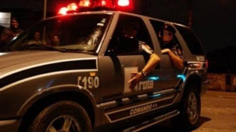 Criminoso morre após trocar tiro com a ROTA no bairro Cajuru, em Sorocaba