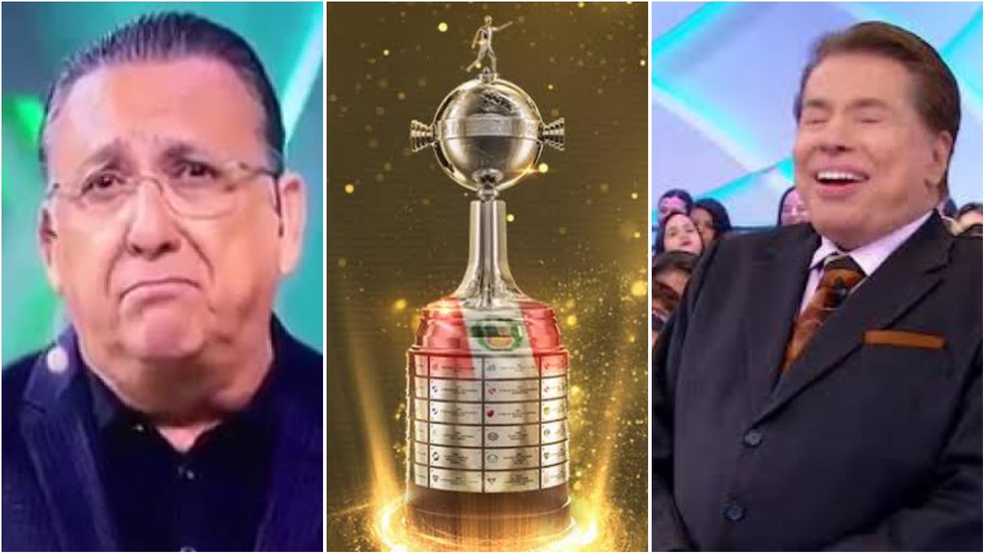 SBT 'dá olé' na Globo e vai transmitir a Copa Libertadores da América até 2022