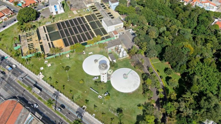 SAAE Sorocaba pede para população economizar água para não faltar