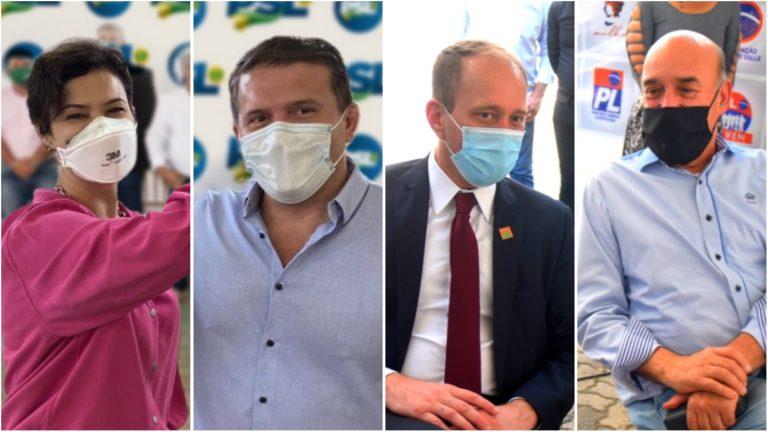 Pré-candidatos à prefeitura de Sorocaba, Jaqueline e Manga apresentam seus vices