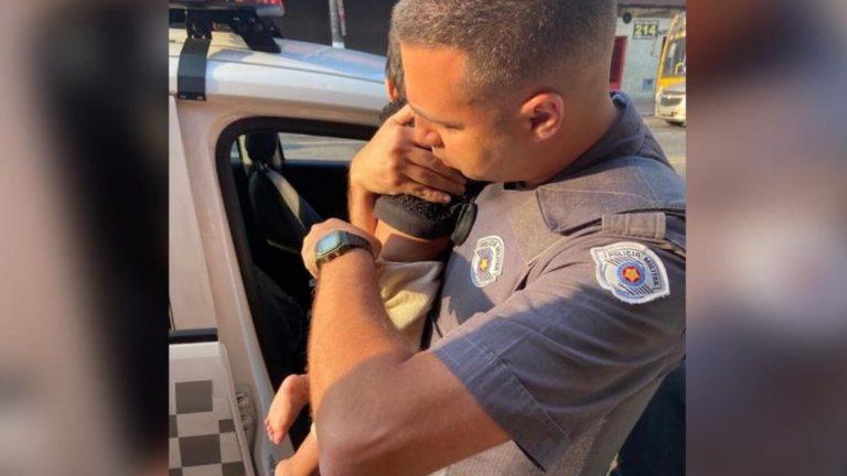 Polícia resgata cinco crianças abandonadas durante o fim de semana em SP