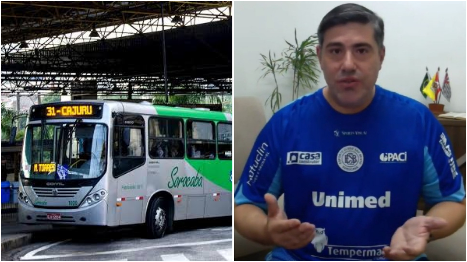 Transporte público de graça pode ser realidade em Sorocaba