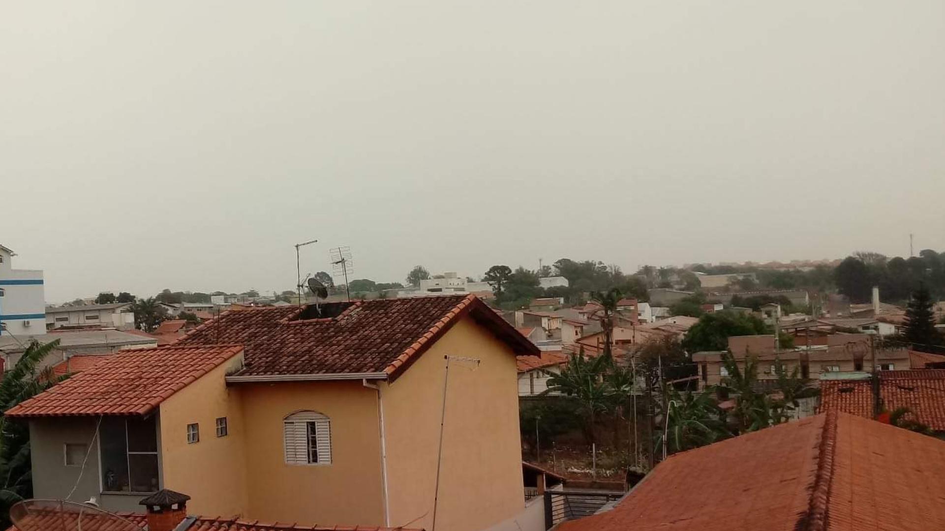 Após quase 3 meses, chove em Sorocaba